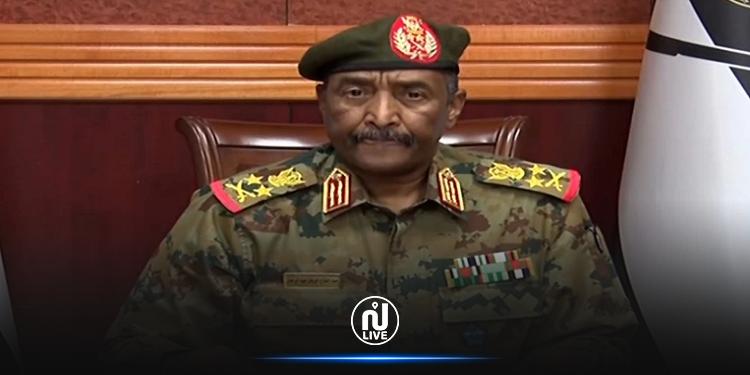 قائد الجيش السوداني يحل اللجان التسييرية للنقابات والاتحادات المهنية