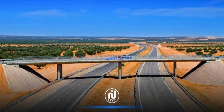 قابس: الطريق السيّارة قابس مدنين ستكون جاهزة نهاية العام القادم
