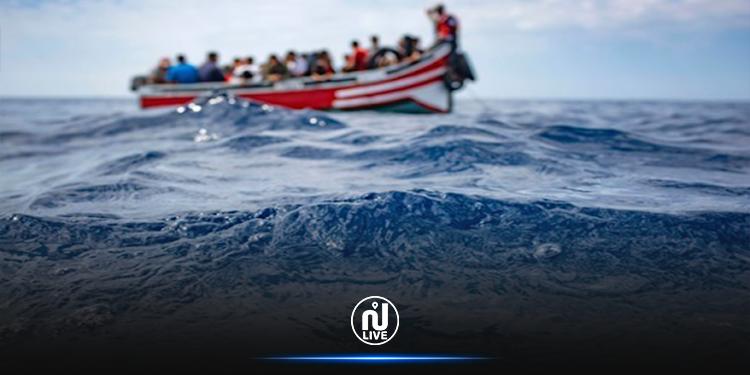 المهدية: غرق مركب مهاجرين على متنه 31 شخصا