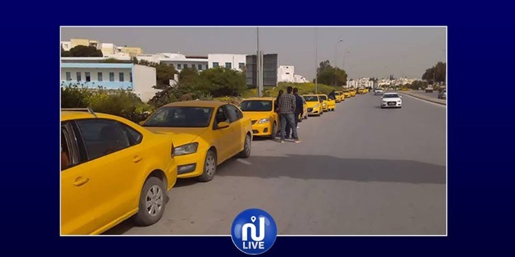 أصحاب التاكسي الفردي بتونس الكبرى يهدّدون بإضراب عام في هذا التاريخ