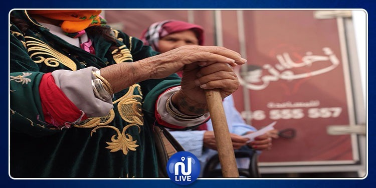 قافلة الخير 'لجمعية خليل' تونس تزور عددا من مناطق ولاية نابل (صور)