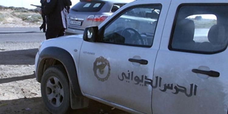 معبر الذهيبة: حجز 2,7 كلغ من الذهب المهرب على متن سيارة ليبية