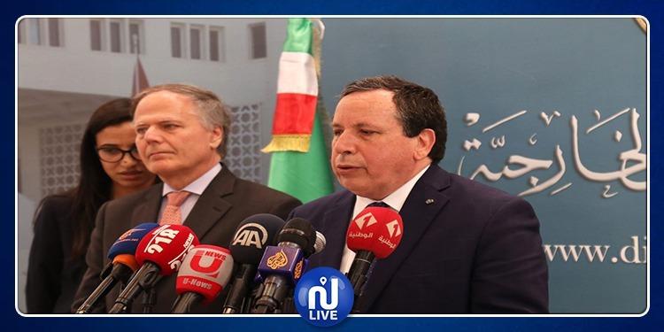 أبرز محاور لقاء وزيري خارجية تونس وإيطاليا