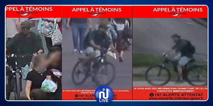 Explosion à Lyon : De nouvelles photos du suspect à vélo, révélées