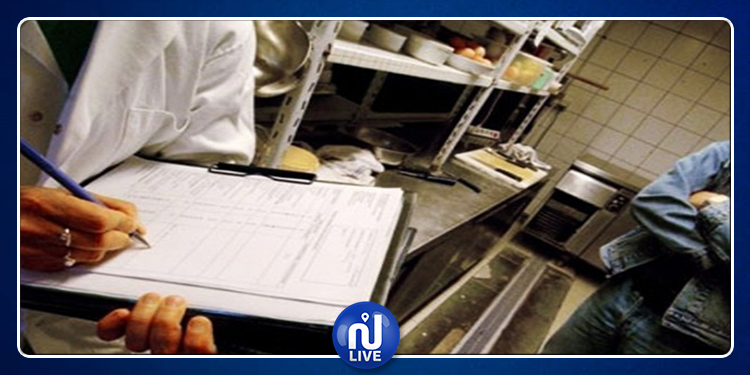 Les équipes de contrôle sanitaire appellent à la fermeture de 103 commerces