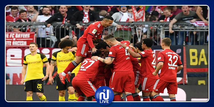 Bundesliga : le Bayern sacré champion pour la 29e fois