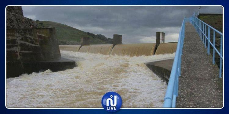 Intempéries à Tabarka : une partie du pont Brirem s'est effondré