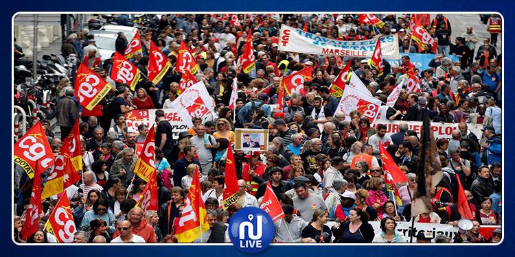 France: Grève nationale des fonctionnaires