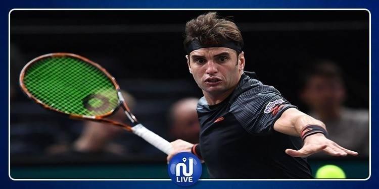 Roland Garros (1er tour) : Malek Jaziri éliminé