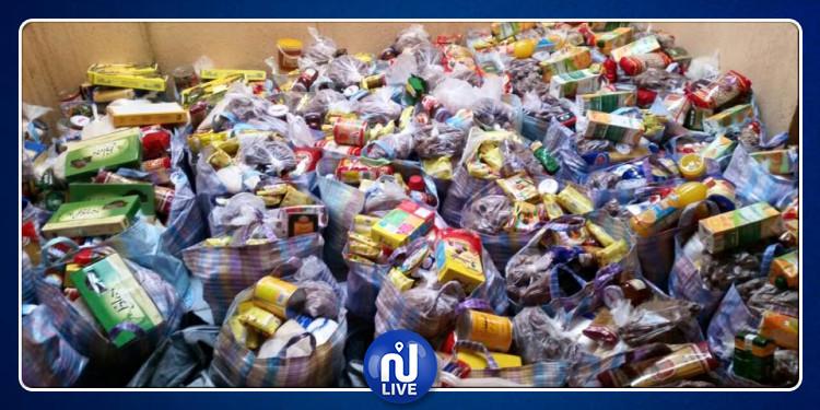 Bizerte : 1500 couffins aux familles démunies