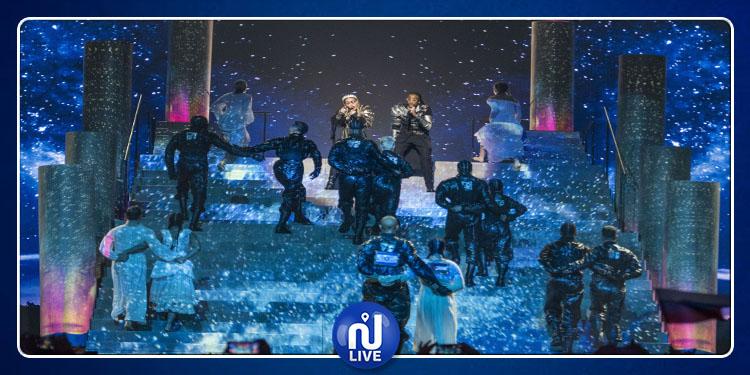Miri Regev: Madonna a commis une erreur à l'Eurovision