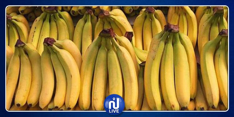 La banane au prix de 3.900 dinars le kg, à partir d'aujourd'hui
