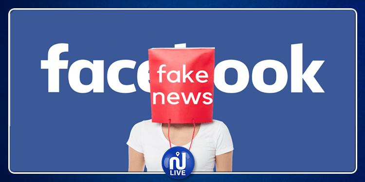 Fake news : Facebook a supprimé 265 ''faux comptes''