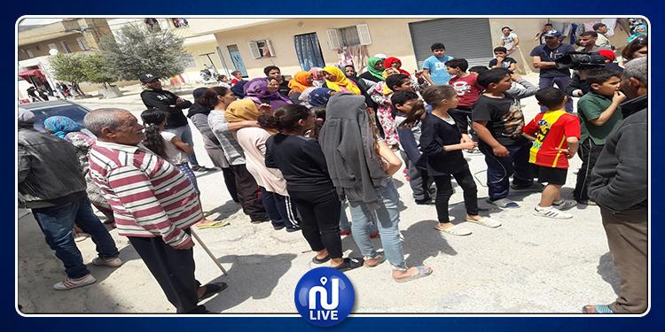 La caravane de Khalil Tounès interdite d'entrée à Nabeul…