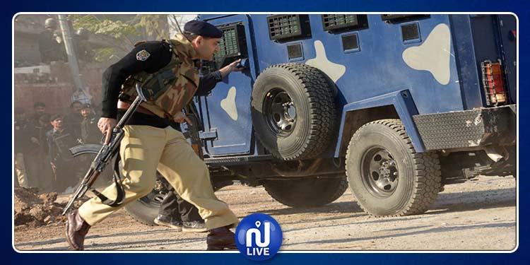 Pakistan: un hôtel de luxe cible d'une attaque