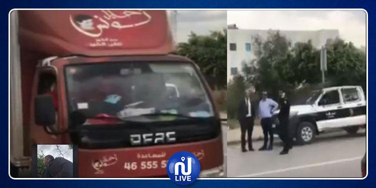 Bénévoles et ouvriers de Khalil Tounès arrêtés à Ghardiamou