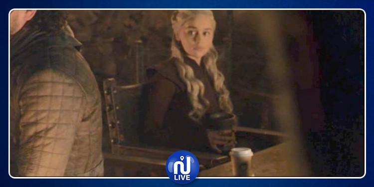 """بعد فضيحة كوب القهوة: تعديلات في مسلسل """"صراع العروش"""""""