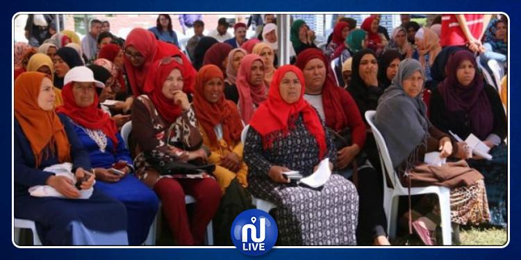 Ahmini-Sousse : Démarrage de l'enregistrement des ouvrières agricoles
