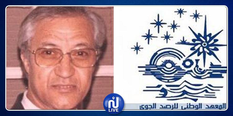 Le 1er ingénieur météorologue tunisien, Moncef Ayadi n'est plus