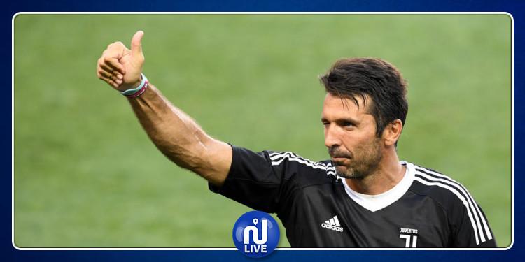 Buffon bientôt de retour à la Juventus