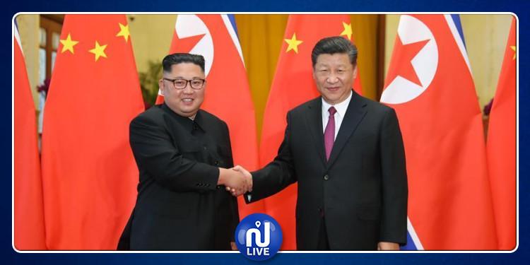 Pyongyang accueille le président chinois