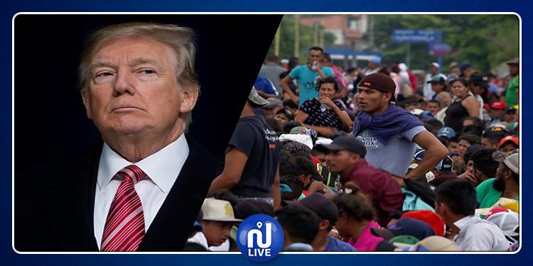 Trump : l'expulsion massive des sans-papiers, reportée