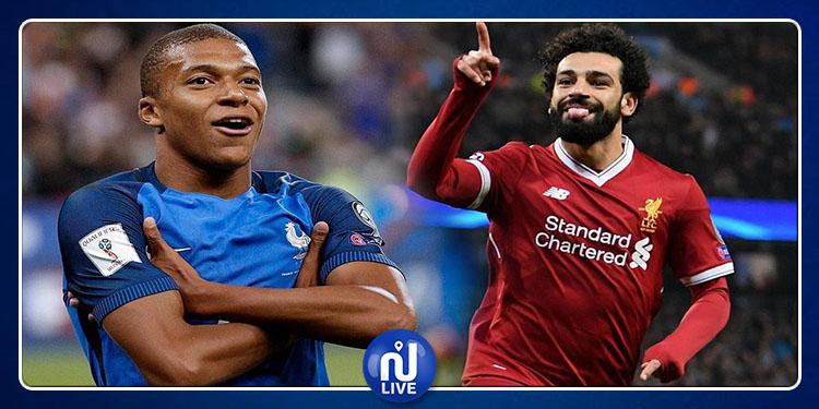 Mbappé, Salah… les joueurs le plus chers au monde