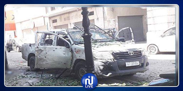 Explosion à Bab Bhar-Tunis : plusieurs victimes…