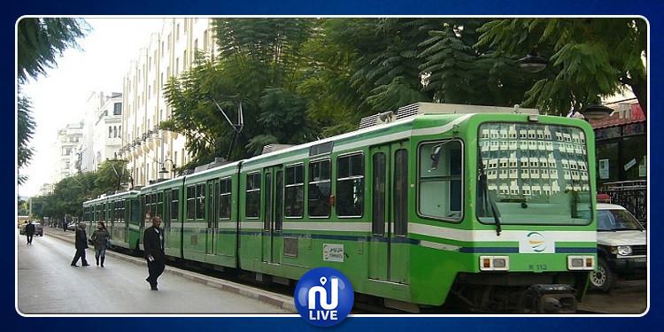 La ligne 3, 4 et 5 du métro: sur une seule voie...