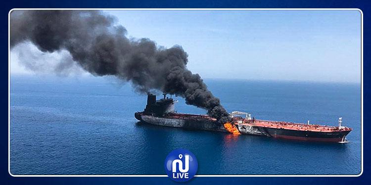 Pétroliers Attaqués : Washington accuse Téhéran