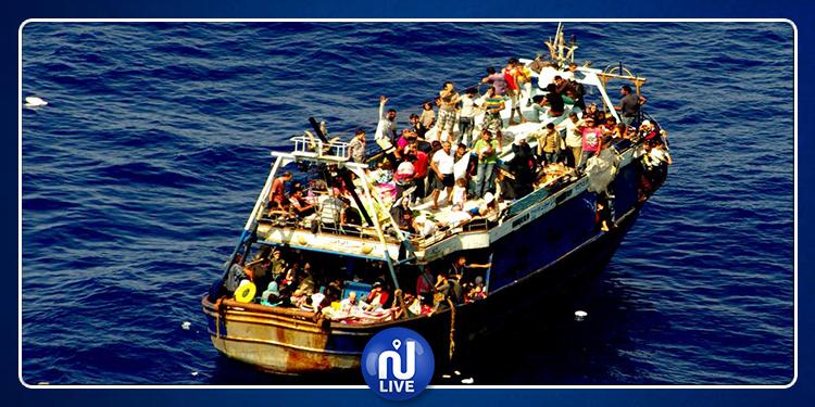 Un navire de passeur intercepté par les gardes-côtes italiens