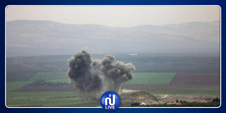 Idleb : Bombardements turcs contre des positions syriennes