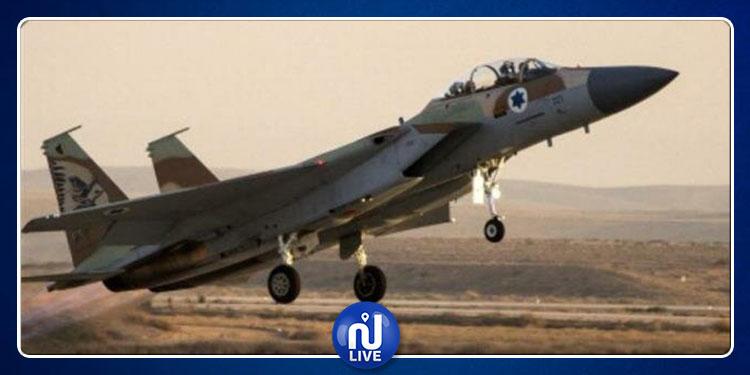 L'aviation israélienne bombarde Gaza