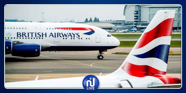 British Airways accusée de vol de données de passagers…
