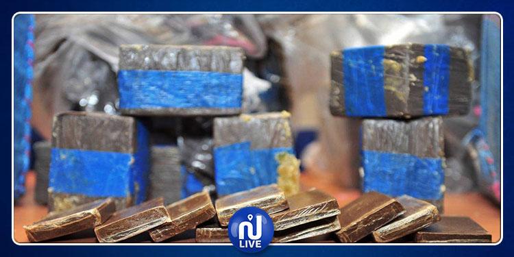 Nefta: Une bande de trafiquants de stupéfiants démantelée