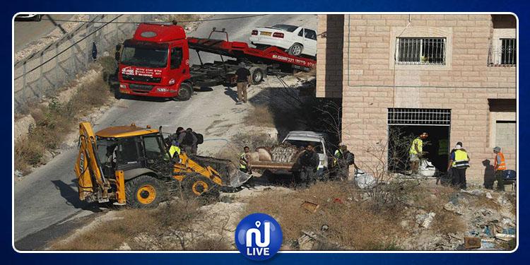 Israël détruit des dizaines de maisons palestiniennes