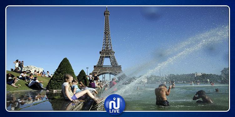 La France se prépare à la deuxième vague de chaleur (Photo)