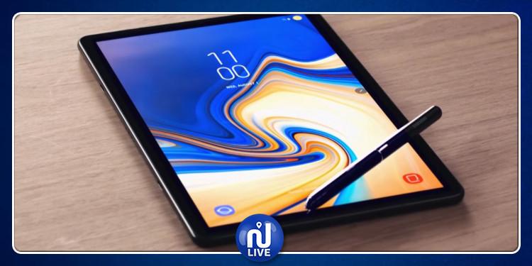 Samsung dévoile la nouvelle tablette haut de gamme Galaxy Tab S6 (Vidéo)