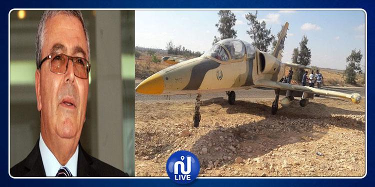 Zbidi : L'avion libyen a atterri pour un manque de carburant