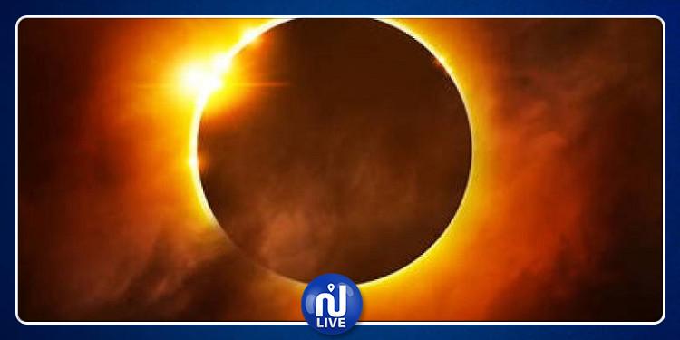 Une éclipse solaire totale attendue, ce mardi