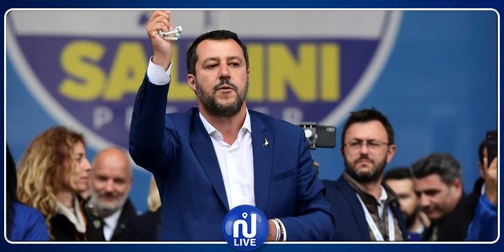 Salvini ferme le plus grand centre d'accueil de migrants en Europe