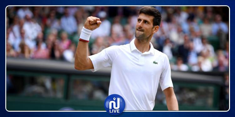 Wimbledon : Djokovic rejoint les demi-finales… (Vidéo)