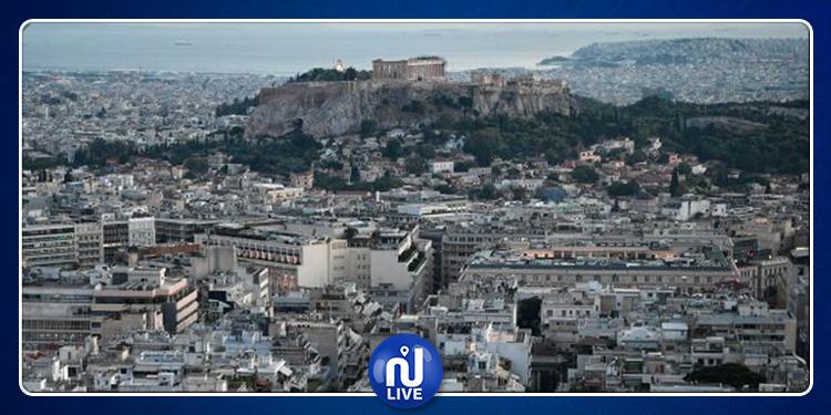 Athènes secouée par un séisme de magnitude 5,1