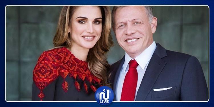 Deces Bce Le Roi De Jordanie Et La Reine Rania A Tunis Ce Lundi