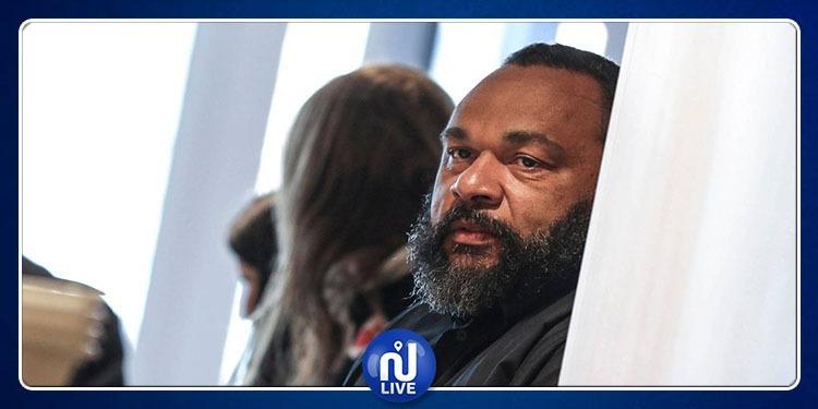 France : L'humoriste Dieudonné condamné à 2 ans de prison ferme
