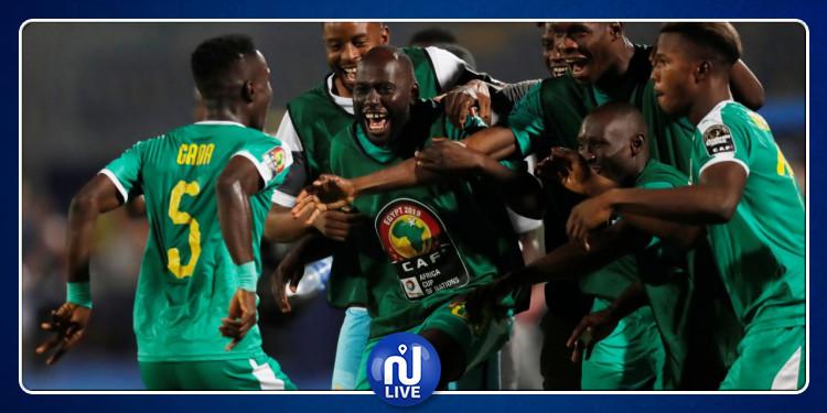 CAN-2019 : Le Sénégal, 1er pays en demi-finale