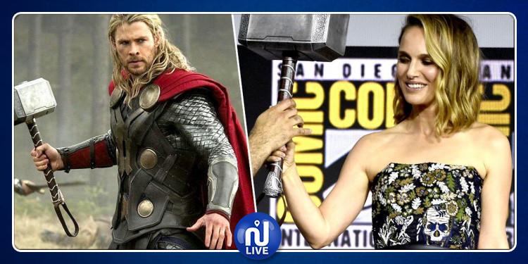 Natalie Portman, de retour dans le rôle de Thor