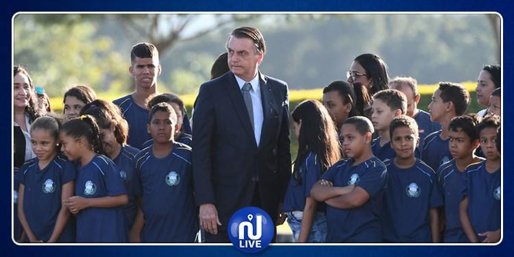 Bolsonaro défend le travail des enfants