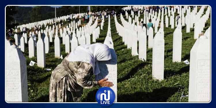 Bosnie : les obsèques de 86 victimes du génocide…commis il y a 27 ans