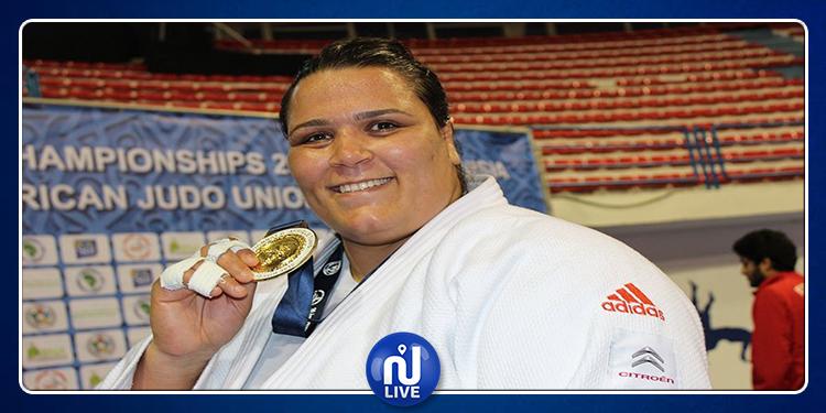 Judo-Grand Prix de Budapest: Nihel Cheikhrouhou décroche la médaille d'argent